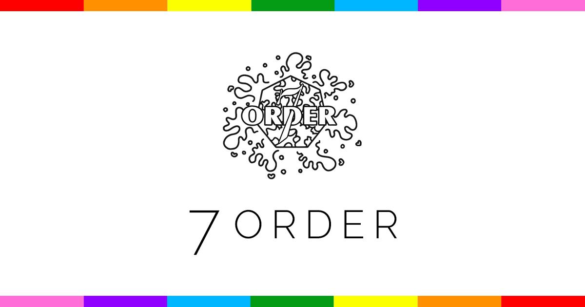 画像: 7ORDER project Official Site