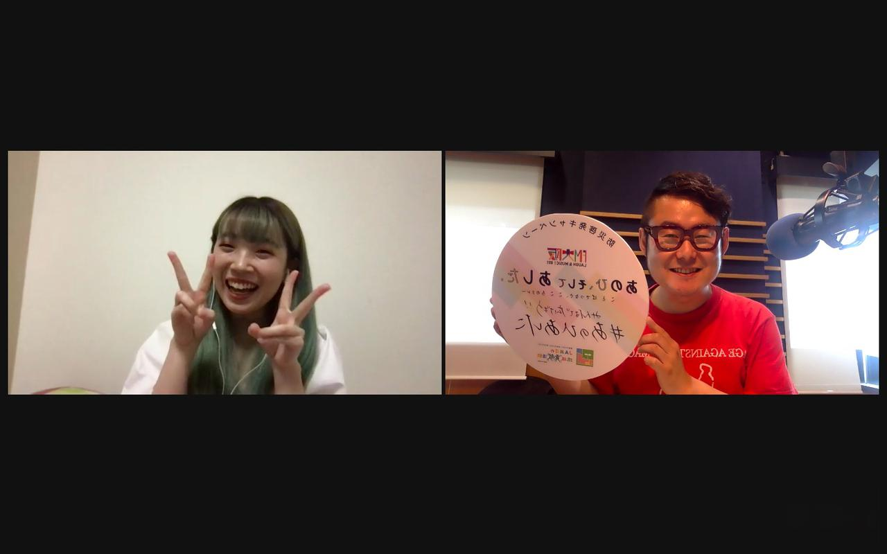 画像: 今日のゲストは野田愛美さんでした!