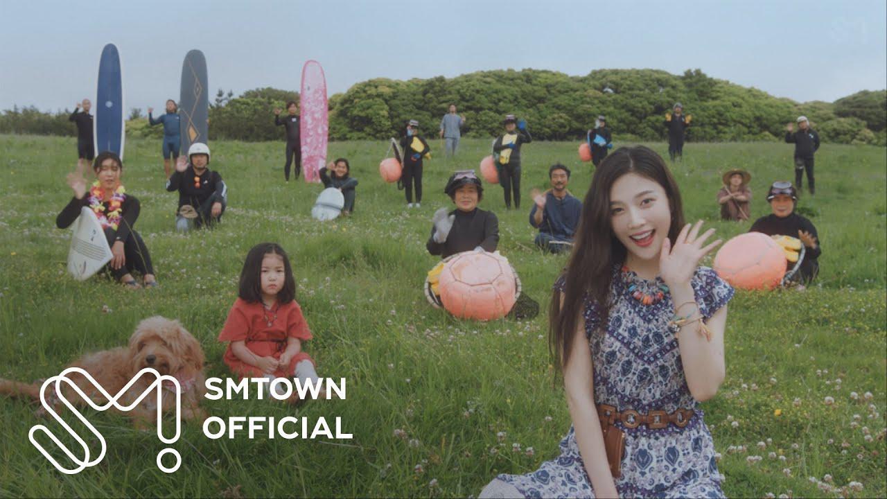 画像: JOY 조이 '안녕 (Hello)' MV youtu.be