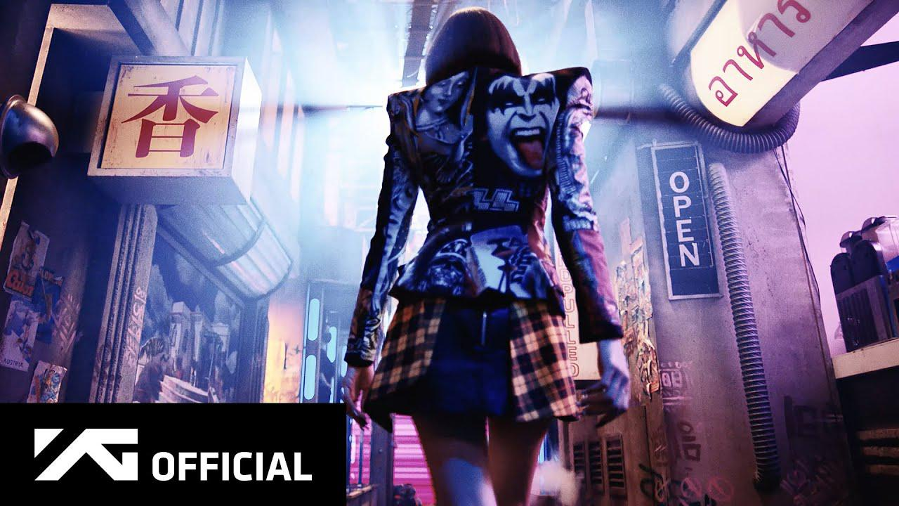 画像: LISA - 'LALISA' M/V youtu.be