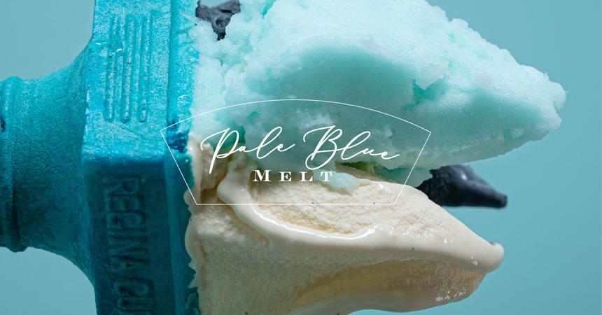 画像: Pale Blue Melt / 米津玄師「Pale Blue」 x 円山ジェラート