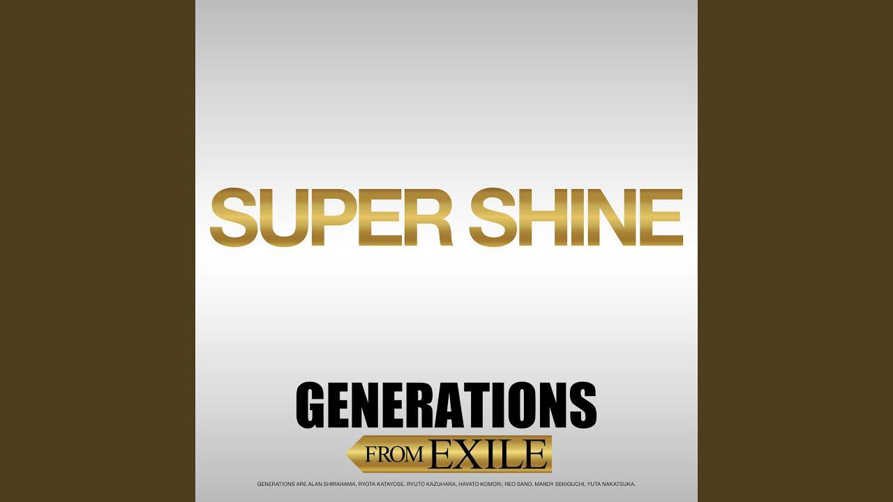 画像: SUPER SHINE youtu.be