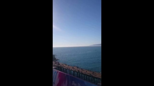 画像1: サンタモニカビーチ www.youtube.com