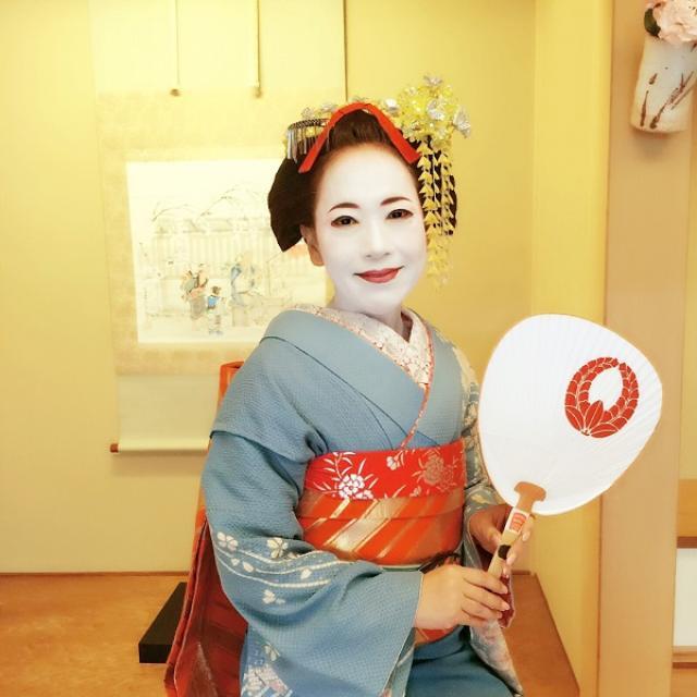 画像2: 舞妓変身スタジオ『四季本店』に行ってきました!