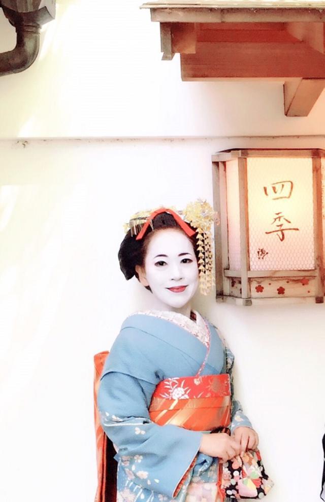 画像3: 舞妓変身スタジオ『四季本店』に行ってきました!