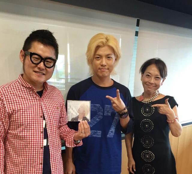 画像: 本日のスペシャルゲスト「KangNam」さん