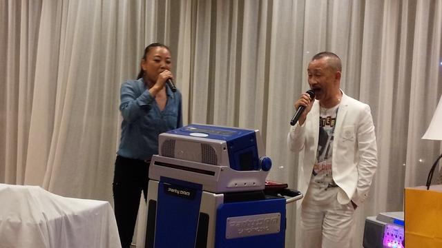 画像: ユカリさんの曲を二人で!豪華~