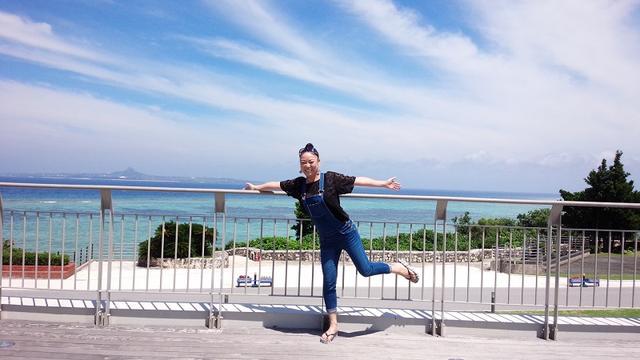 画像8: 大西ユカリと行く!Peace&Soul ええやん沖縄3Days(2日目)