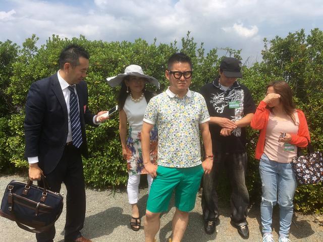 画像3: 行ってきました!大阪舞洲ゆり園へ!バスで!