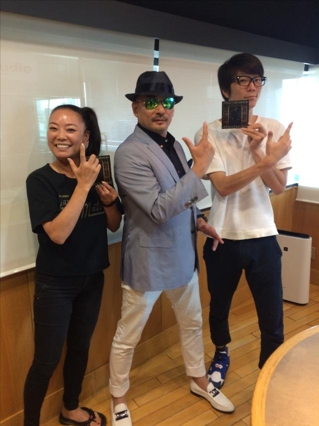 画像: 8/10 本日のスペシャルゲスト: クレイジーケンバンド「横山剣」さん