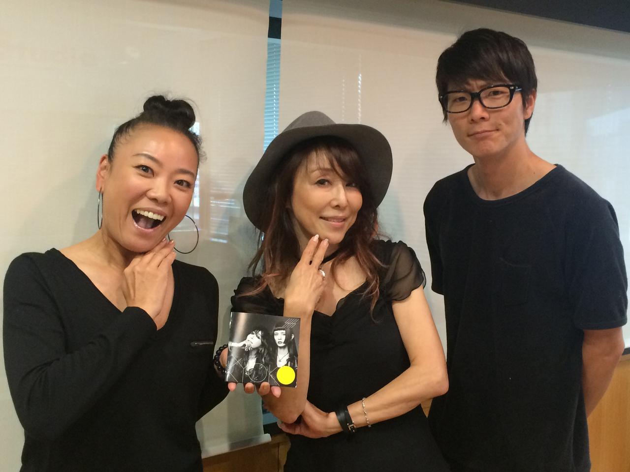 画像: 本日のスペシャルゲスト:杏子さんインタビュー