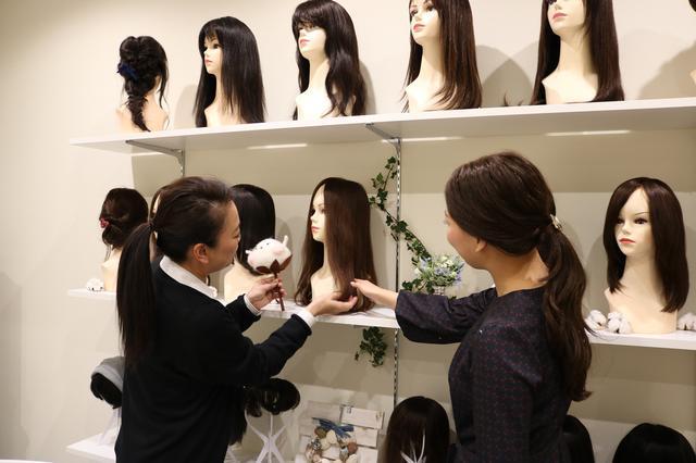 画像2: 医療用ウィッグ専門店 ワンステップ大阪・梅田本店