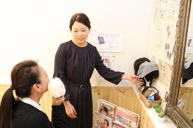 画像3: 医療用ウィッグ専門店 ワンステップ大阪・梅田本店