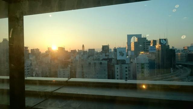 画像: 朝日きれいですね〜!