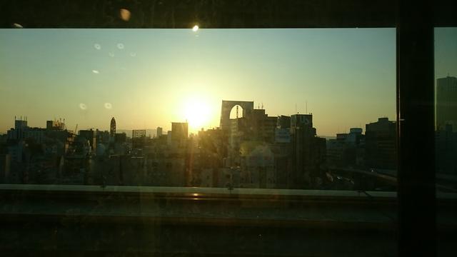 画像: 朝日がまぶしい!! 爽やかな朝です〜!