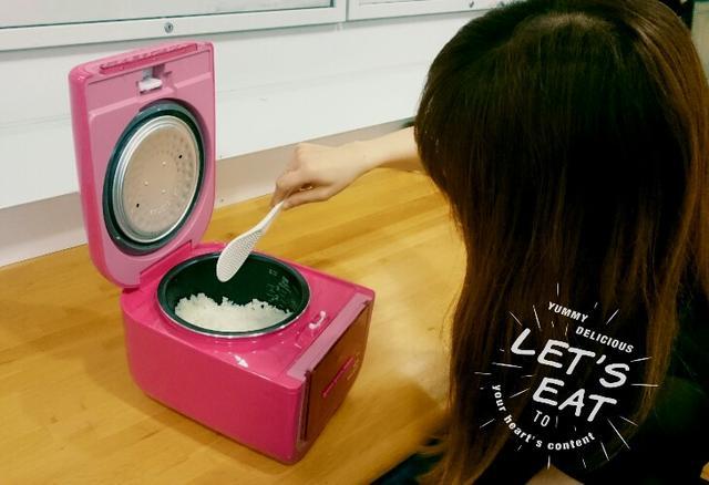 画像: 今日の写真は、最近Precious.チームの朝を支えてくれている、「炊飯器」!! この炊飯器のおかげで、毎週美味しいご飯をたべれています♪
