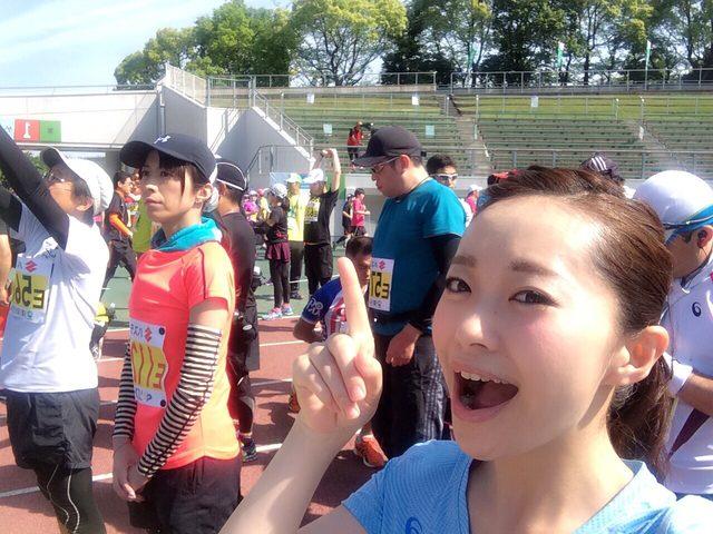 画像1: 速報!ぎふ清流ハーフマラソン、無事完走!