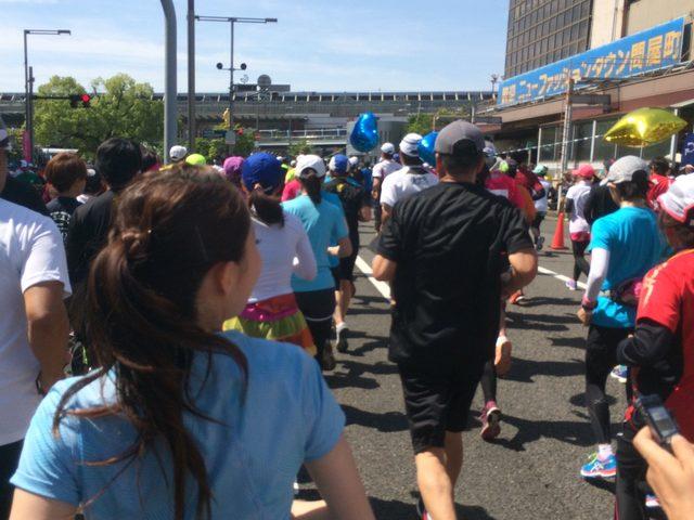 画像3: ぎふ清流ハーフマラソンレポート!