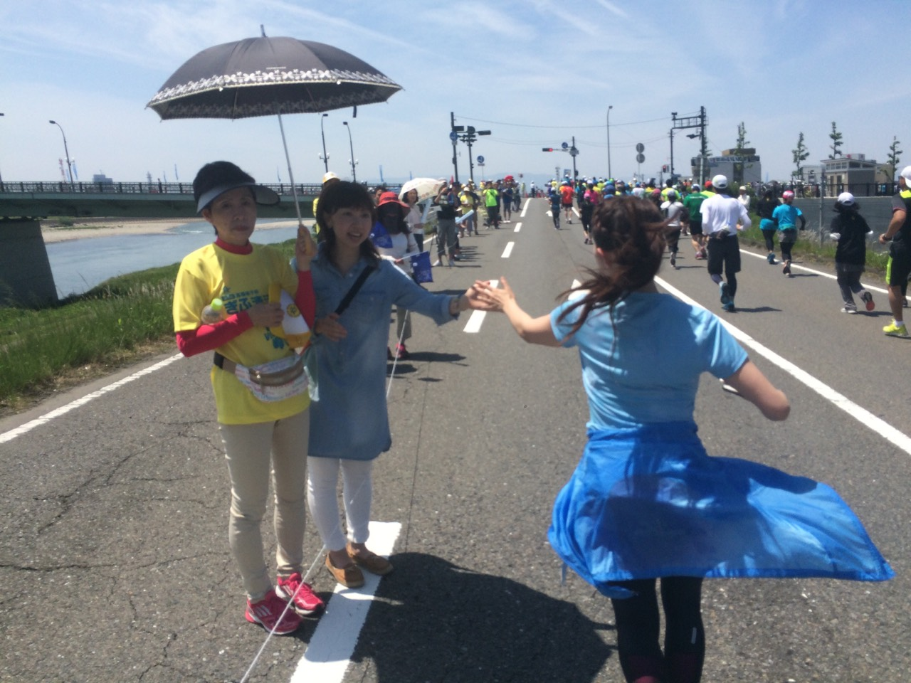 画像13: ぎふ清流ハーフマラソンレポート!