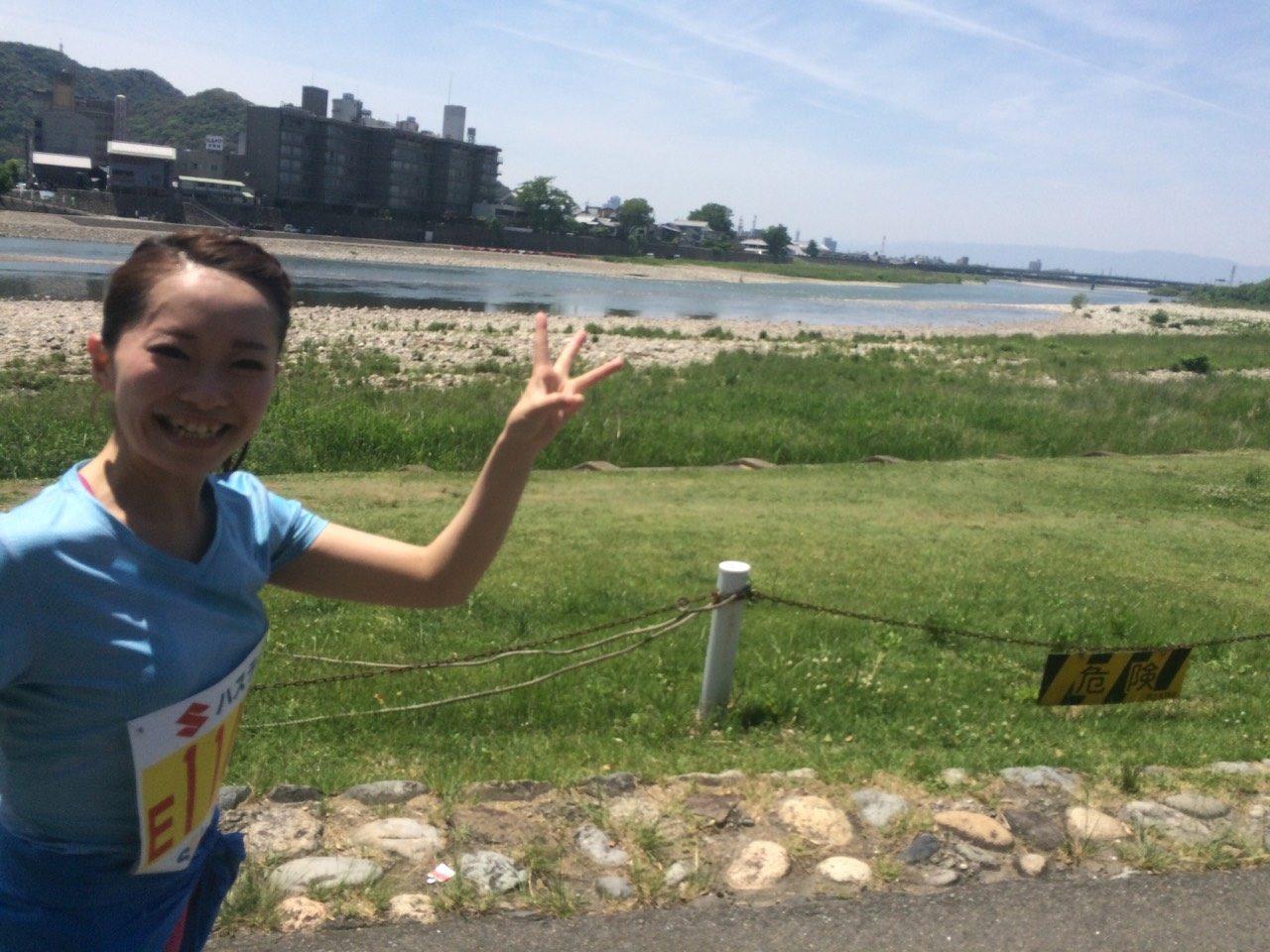 画像2: 速報!ぎふ清流ハーフマラソン、無事完走!