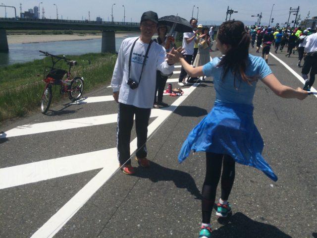 画像11: ぎふ清流ハーフマラソンレポート!