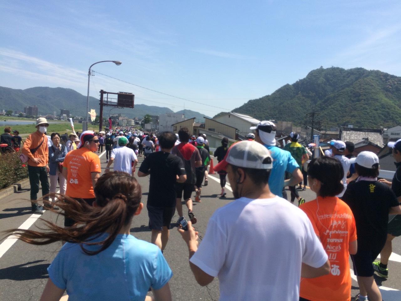 画像4: ぎふ清流ハーフマラソンレポート!