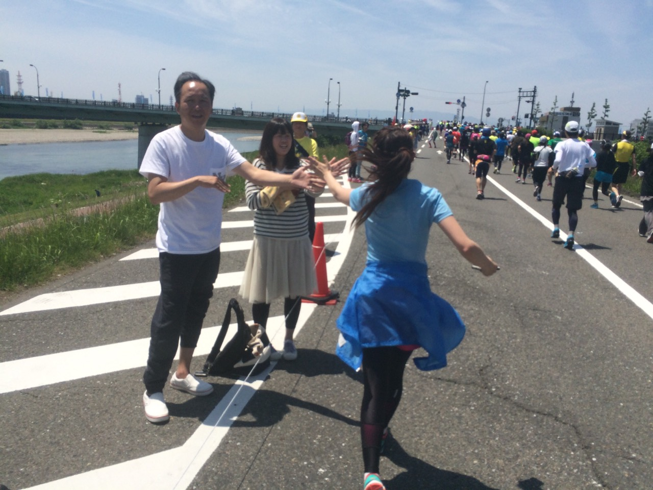 画像12: ぎふ清流ハーフマラソンレポート!