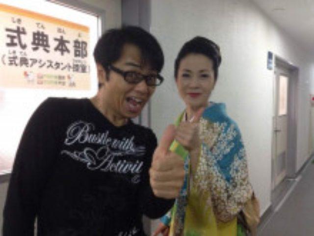 画像2: 坂本冬美さんと田中理恵ちゃん!