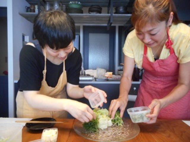画像3: チーズ入り中華風サラダ
