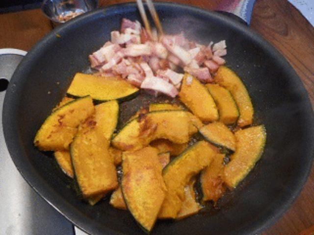 画像4: かぼちゃとチーズのアーモンド焼き