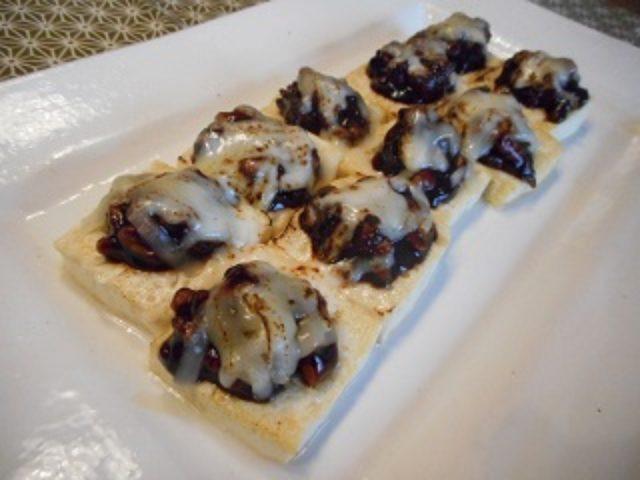 画像7: くるみ味噌のチーズ田楽