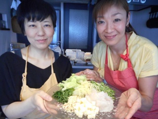画像7: チーズ入り中華風サラダ