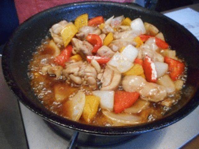 画像3: 鶏とカシューナッツのチーズ炒め