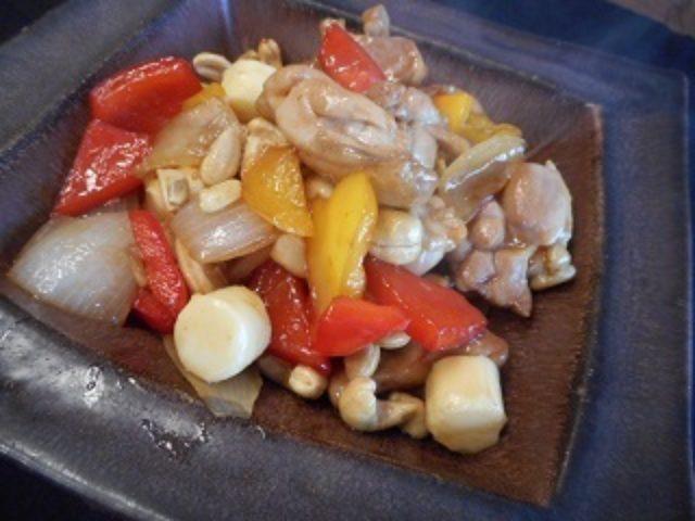 画像5: 鶏とカシューナッツのチーズ炒め