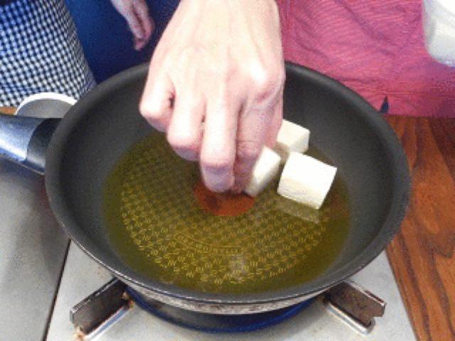 画像2: 高野豆腐のチーズスナック