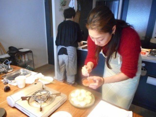 画像5: 長芋のソテー とびこチーズのせ