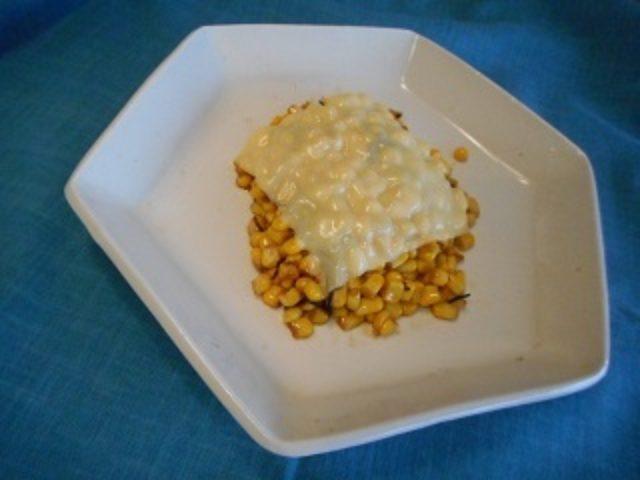 画像5: 塩昆布ととうもろこしのチーズかけ