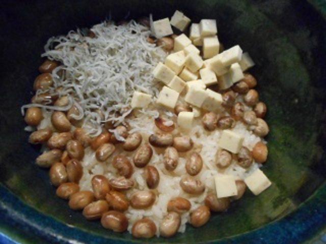 画像3: ちりめんじゃこと煎り大豆のチーズ炊き込みご飯