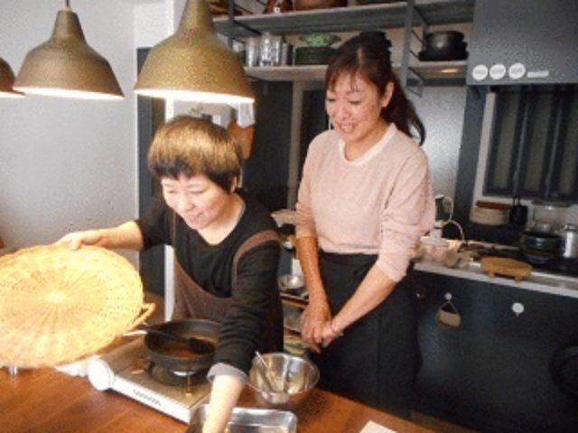 画像2: 豆野菜とチーズ入り卵の炒め物