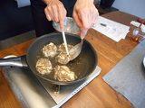画像3: もずくとチーズの揚げ焼き