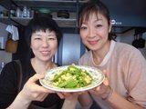 画像10: 豆野菜とチーズ入り卵の炒め物