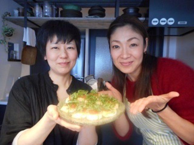 画像8: 長芋のソテー とびこチーズのせ