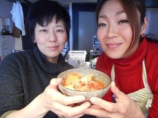 画像6: 厚揚げのトマト煮チーズかけ