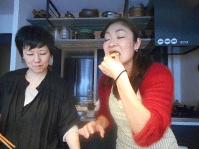 画像7: 長芋のソテー とびこチーズのせ