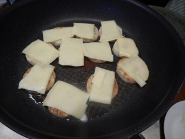画像4: 長芋のソテー とびこチーズのせ