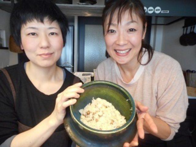 画像5: ちりめんじゃこと煎り大豆のチーズ炊き込みご飯