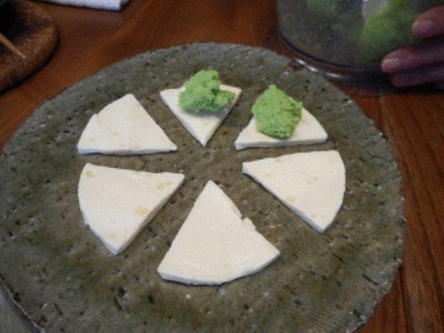 画像3: 簡単ずんだチーズサンド