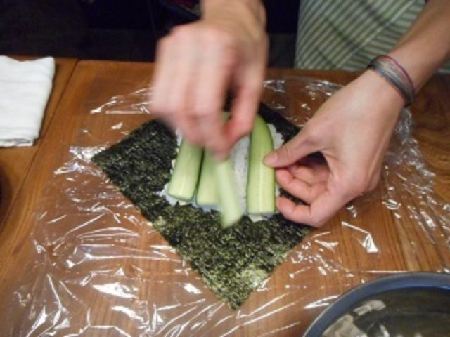 画像5: ツナとゆず胡椒マヨとチーズのおにぎらず