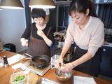 画像3: 豆野菜とチーズ入り卵の炒め物