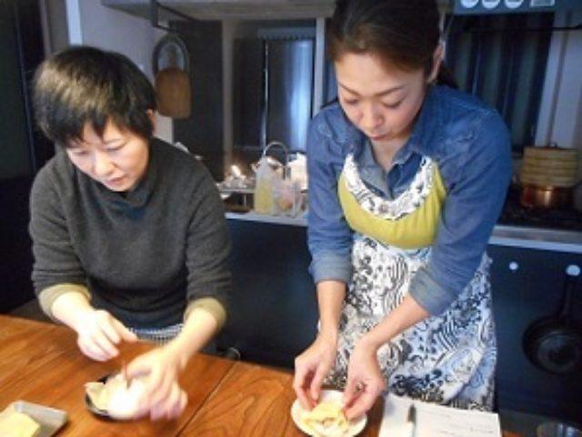 画像9: クレープサンドイッチ